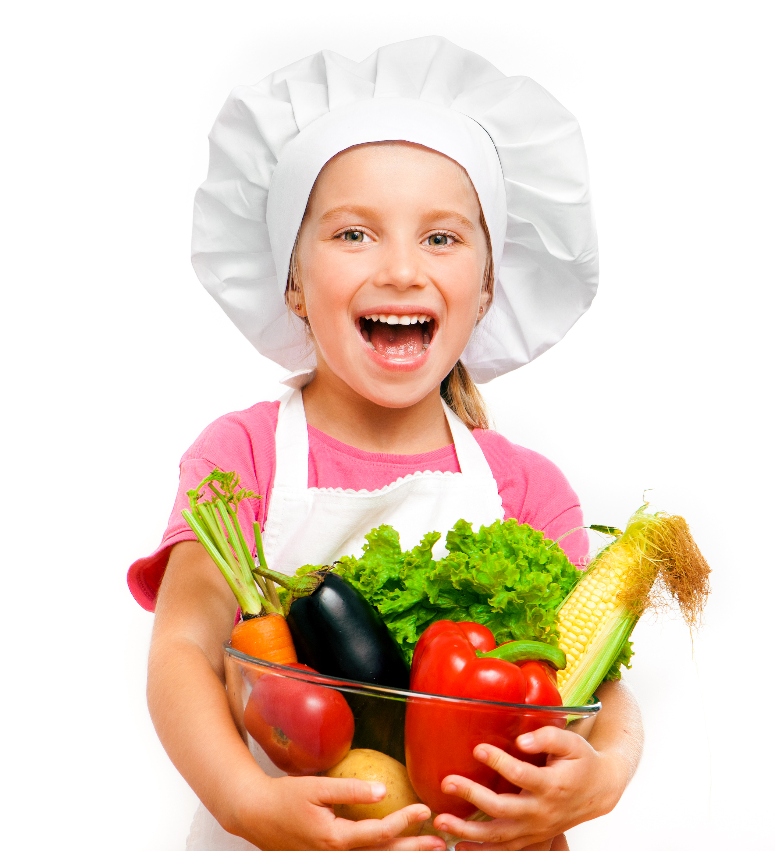 shutterstock happy kid with food